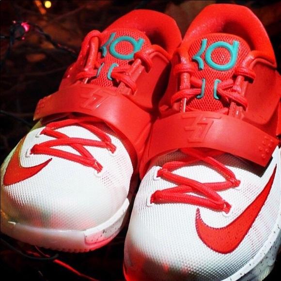 1bbb3f4f91ee Nike KD 7 Egg Nog Grade School Size 6Y